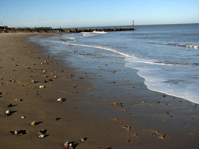 Walcott beach, Walcott, Norfolk