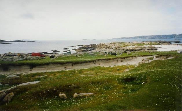 Fidden beach, Isle of Mull, Inner Hebrides