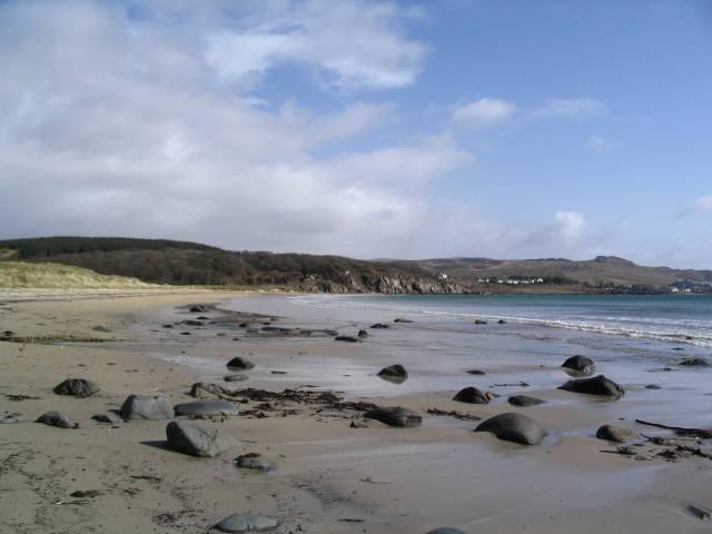 Kilnaughton beach, Isle of Islay, Inner Hebrides