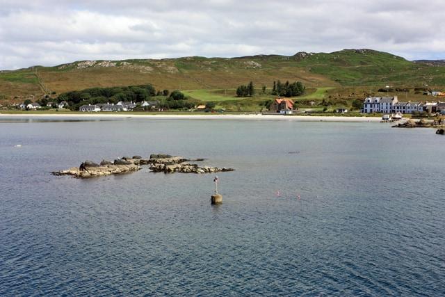 Port Ellen beach, Isle of Islay, Inner Hebrides