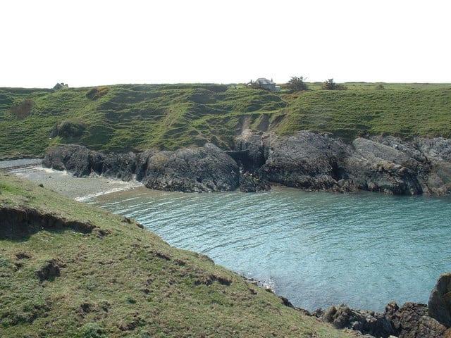 Porth Ferin beach, Llyn Peninsula, Gwynedd