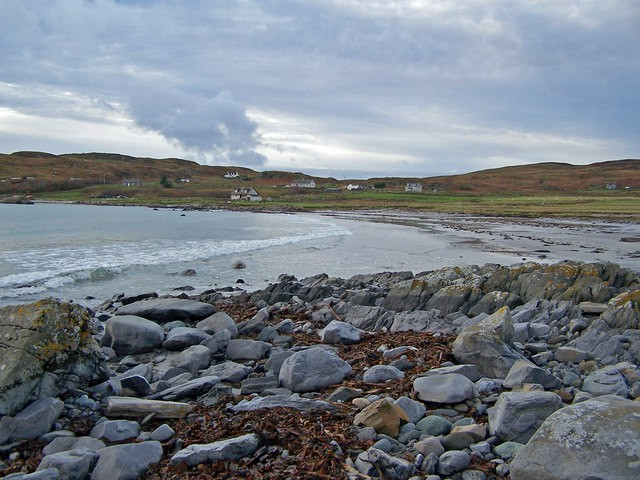 Uisken beach, Isle of Mull, Inner Hebrides