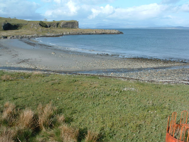 Port Donain beach, Isle of Mull, Inner Hebrides