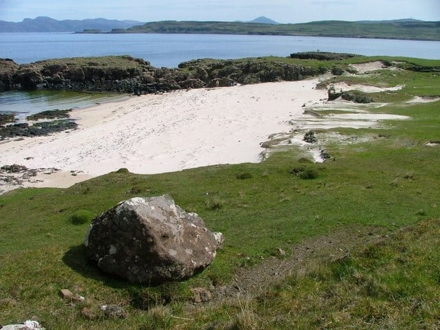 Port-na-Ba beach, Isle of Mull, Inner Hebrides