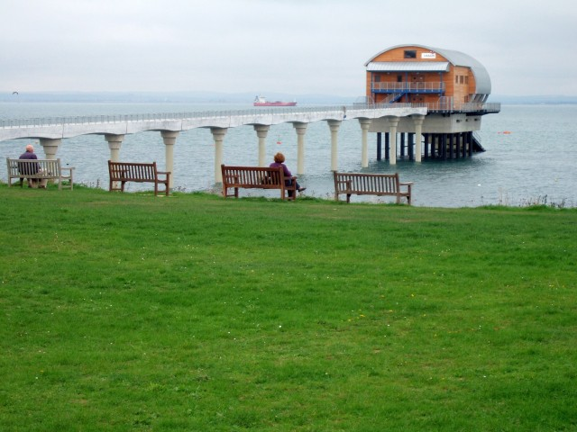 Bembridge lifeboat station, Isle of Wight