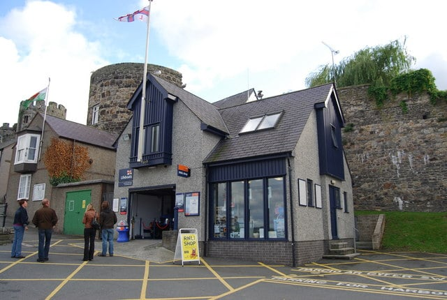 Conwy lifeboat station, Conwy