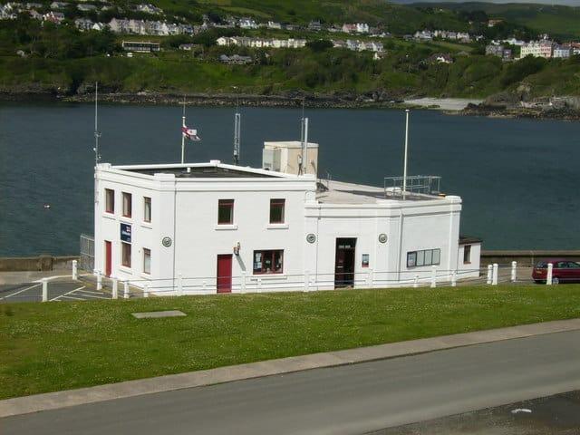 Port Erin lifeboat station, Port Erin, Isle of Man