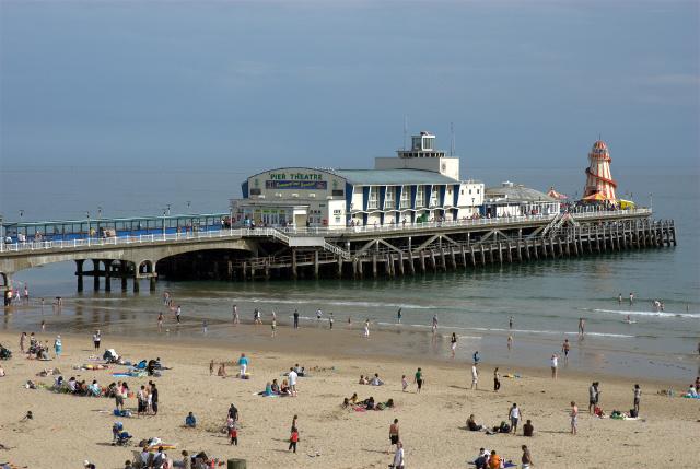 Bournemouth Pier, Bournemouth, Dorset