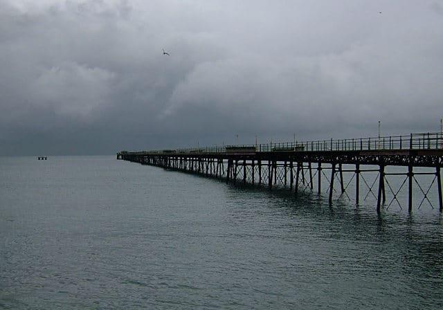 Ramsey Queens Pier, Ramsey, Isle of Man