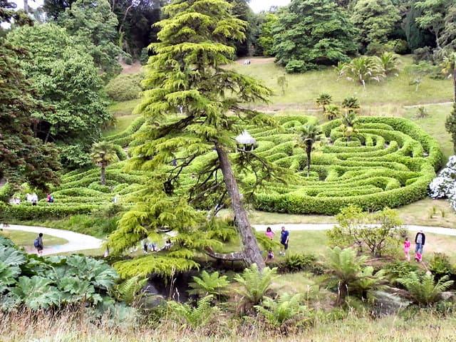 Glendurgan-Garden