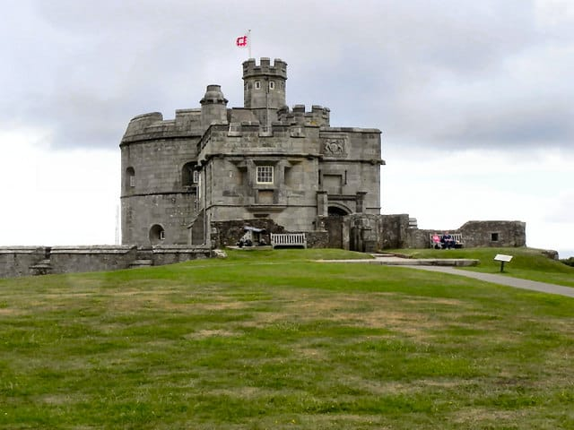 Pendennis Castle, Falmouth, Cornwall