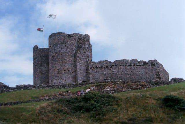 Criccieth Castle, Llyn Peninsula, Gwynedd
