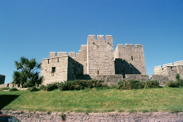 Castle Rushen, Isle of Man