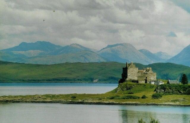 Duart Castle, Isle of Mull, Inner Hebrides