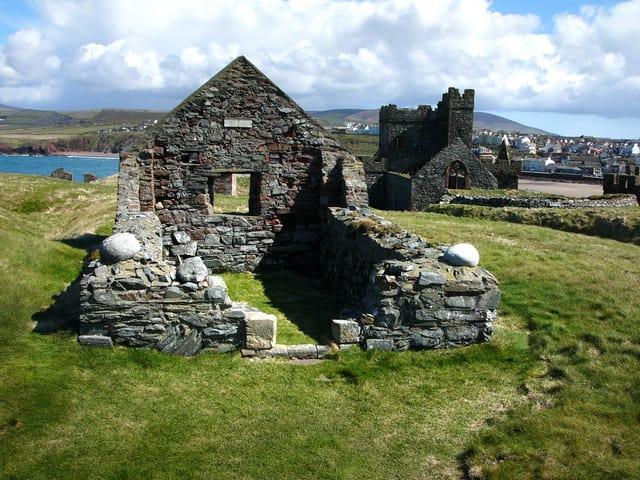 Peel Castle, Peel, Isle of Man