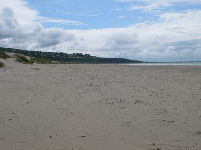Harlech beach, Gwynedd