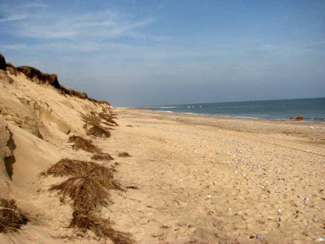Hemsby-beach