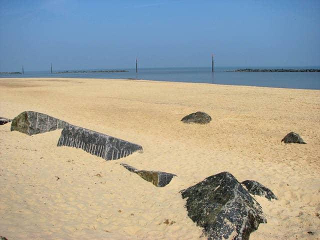 Sea Palling beach, Norwich, Norfolk