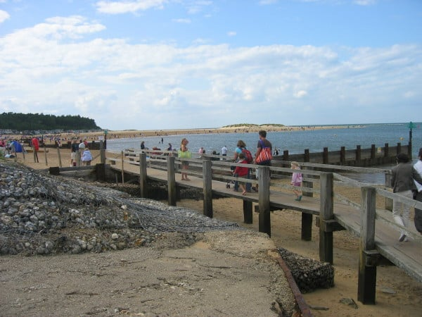 Wells beach, Wells-next-the-sea, Norfolk