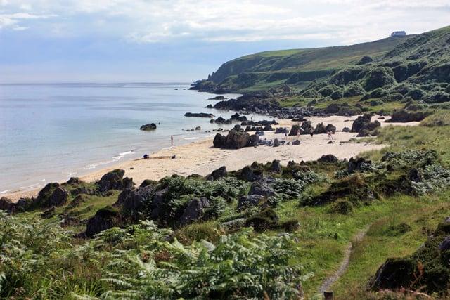 Singing Sands beach, Isle of islay, Inner Hebrides