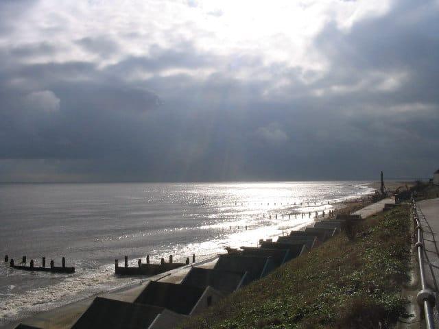 Southwold beach, Southwold, Suffolk