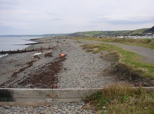 Aberaeron-North-beach