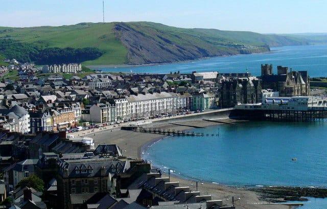 Aberystwyth-North-beach