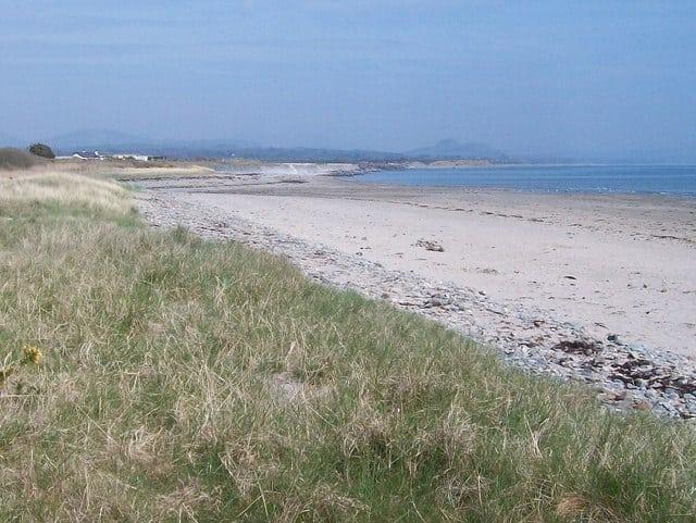 Afon Wen beach, Llyn Peninsula, Gwynedd