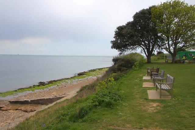 Bembridge-beach
