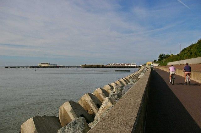 clacton beach, Clacton-on-Sea, Essex