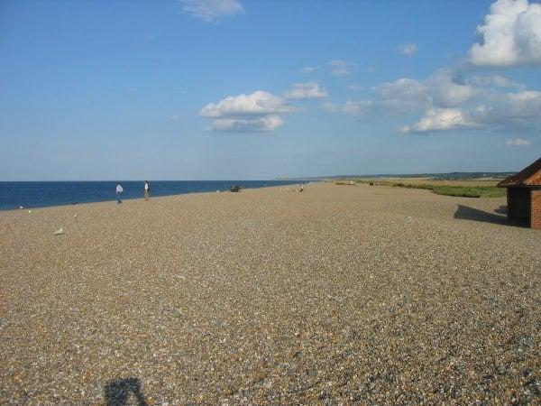 Cley-beach