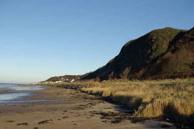 Croy beach, Maybole, Ayrshire