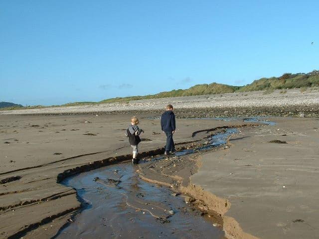 Deganwy-beach