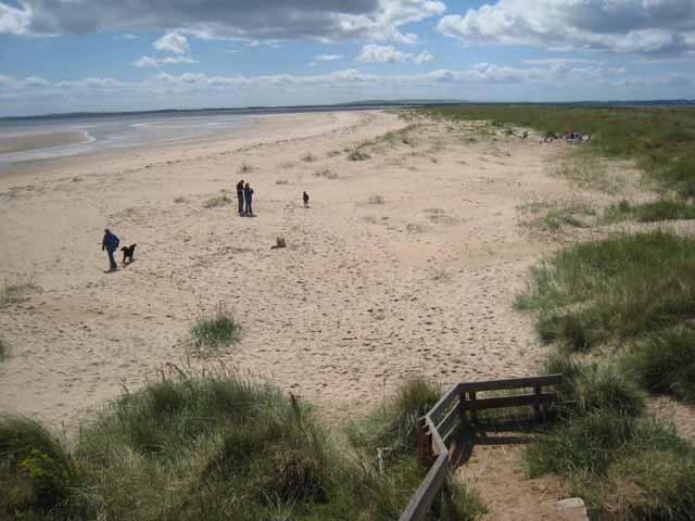 Dornoch-beach