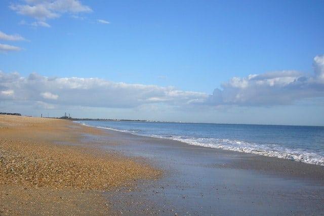 Eastney-beach