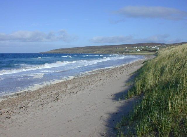 Big Sand beach, Gairloch, The Scottish Highlands