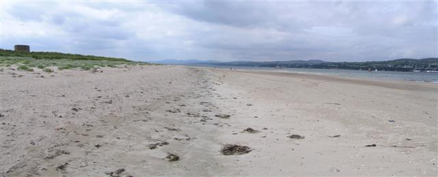Magilligan Point beach, Limavady, Coleraine, Derry