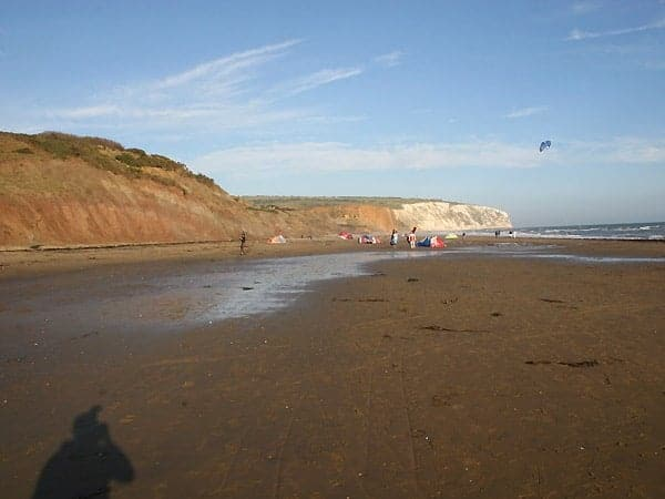 Isle of Wight: One island, twenty three beaches, no passport required!