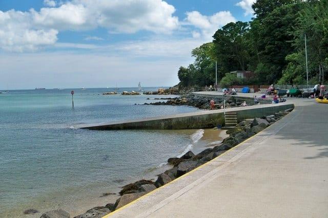 Seagrove beach, Seaview, Ryde, Isle of Wight