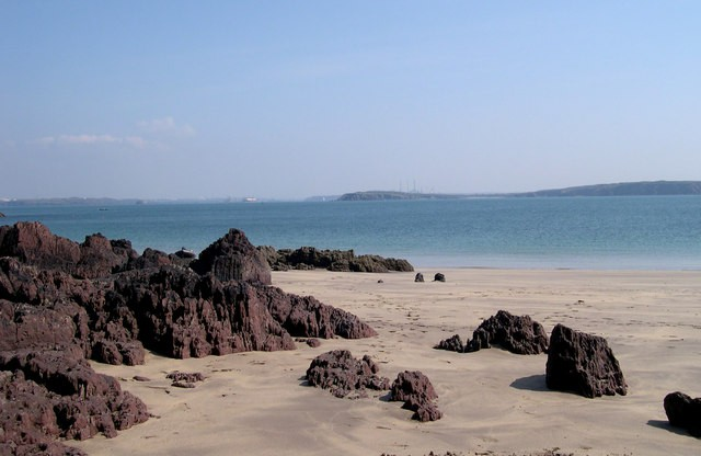Watwick Bay beach, Dale, Pembrokeshire
