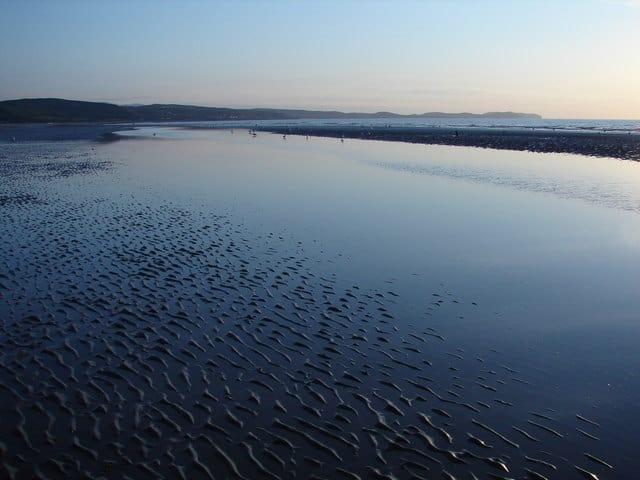 Towyn Beach, Abergele, Conwy