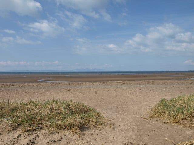 Barassie beach, Troon, Ayrshire