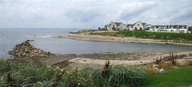 Blackwaterfoot beach, Blackwaterfoot, Isle of Arran, Ayrshire