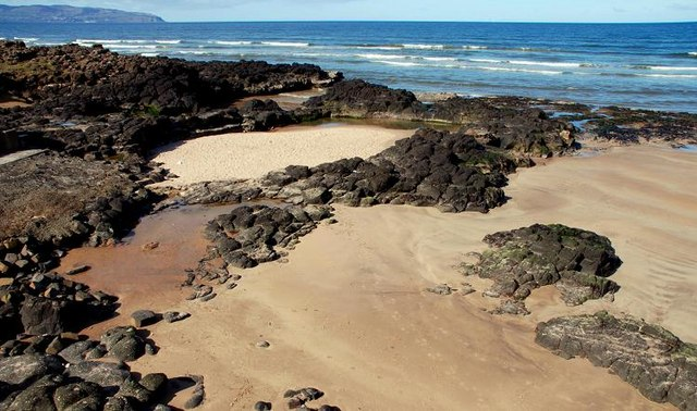 Castlerock beach, Castlerock, Coleraine, Derry