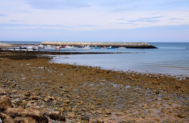Rhos-on-Sea-beach