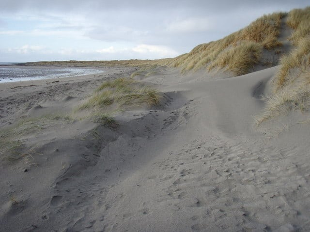 Liniclate-beach