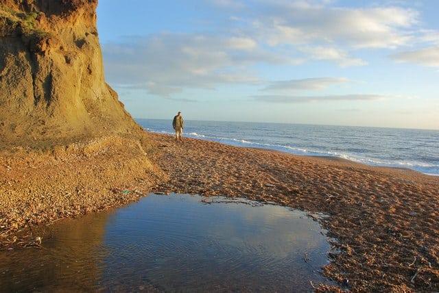 Eype's Mouth Beach, Bridport, Dorset