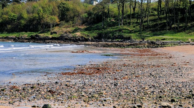 Helen's Bay Beach, Bangor, County Down
