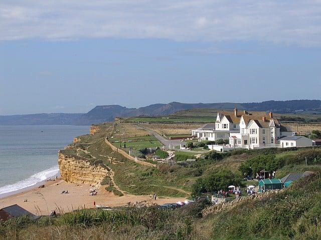 Burton Hive Beach, Bridport, Dorset
