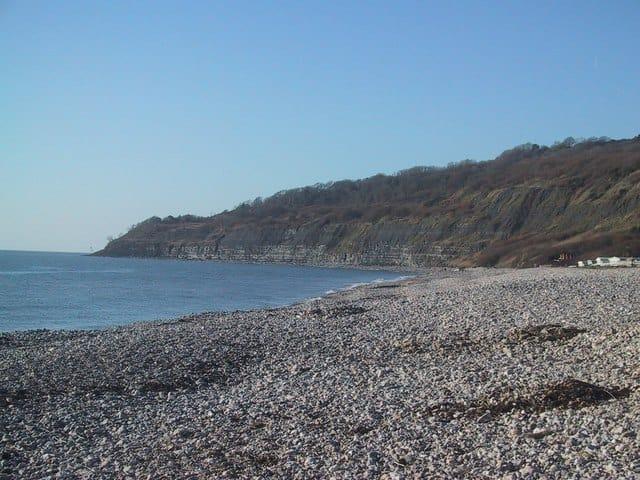 Monmouth Beach, Lyme Regis, Dorset